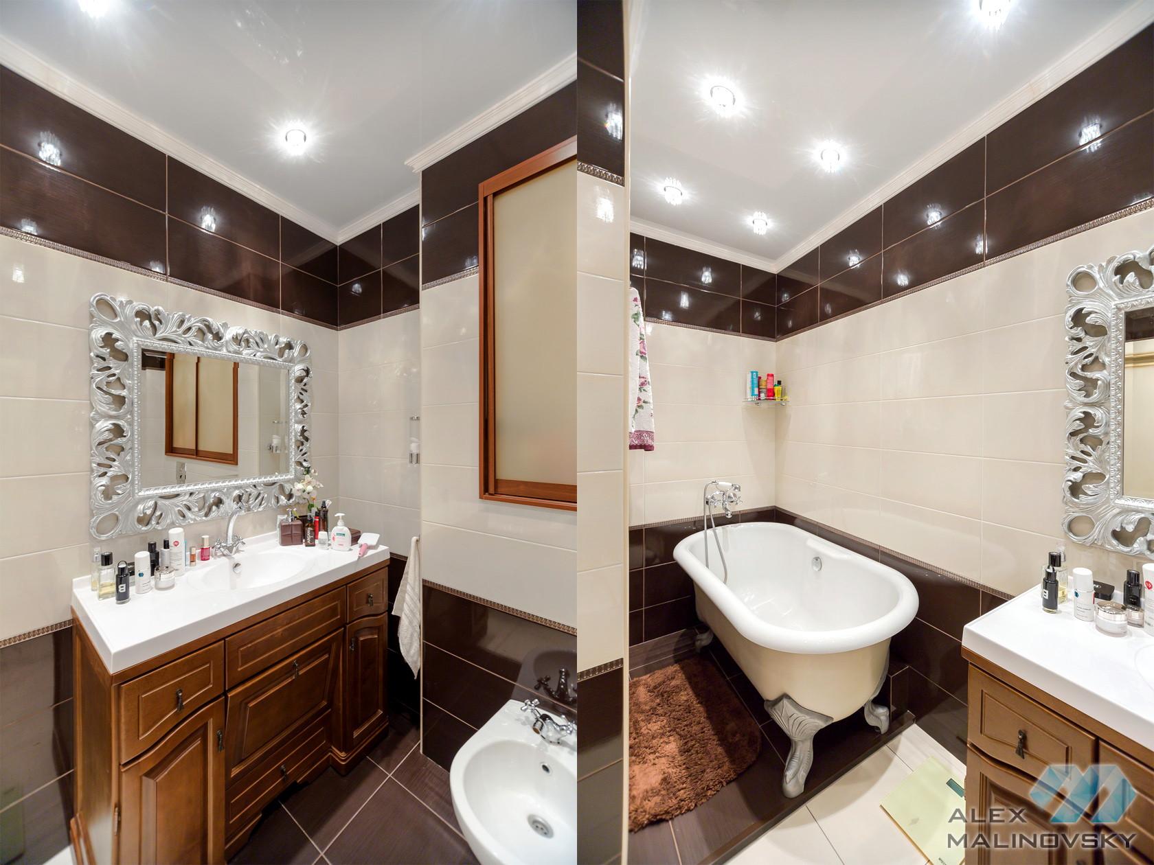 ЖК Доминанта, ванная